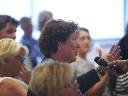 Asser Uitdaging op bezoek bij koning Willem-Alexander